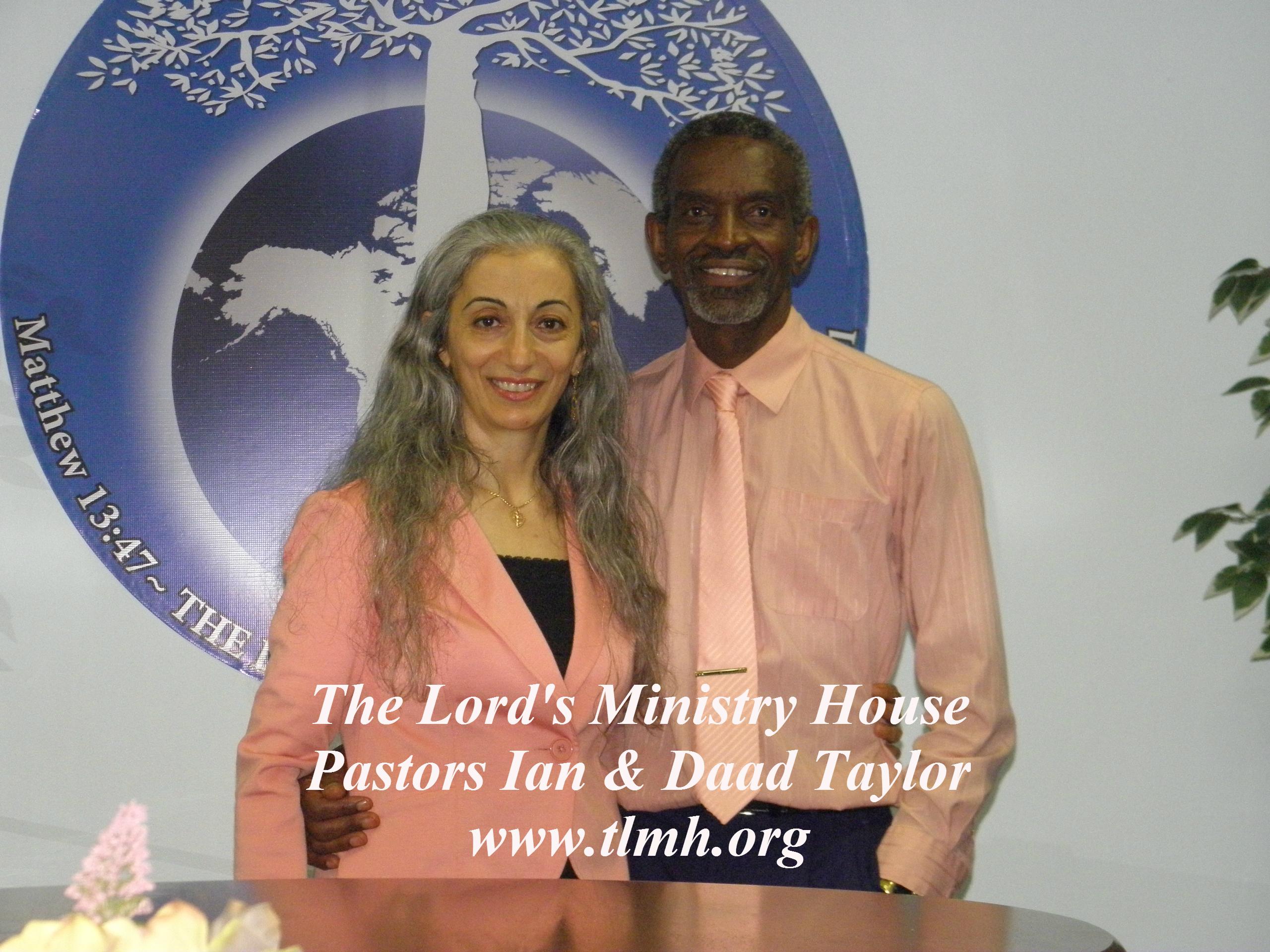 Pastors Ian & Daad Taylor